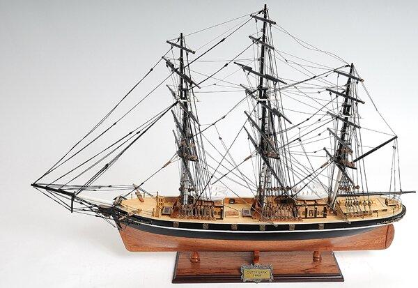 Cutty Sark Model Ship by Old Modern Handicrafts