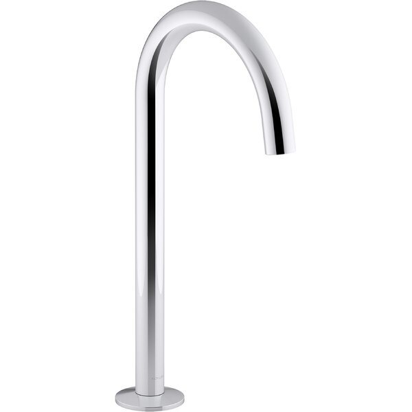 Components™ Tall Bathroom Sink Spout With Tube Design By Kohler