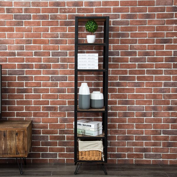 Gurganus Etagere Bookcase by Williston Forge