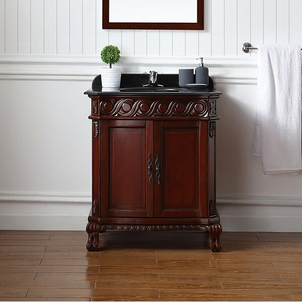 Trent 30 Single Bathroom Vanity by Ove Decors