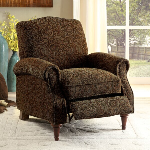 Hedda Manual Recliner by Darby Home Co