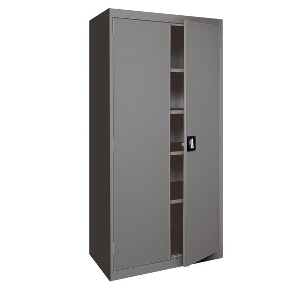 Elite Series 2 Door Storage Cabinet by Sandusky Cabinets