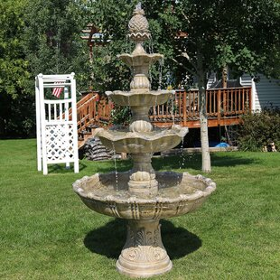 Outdoor Fountains Youu0027ll Love | Wayfair