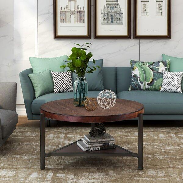 Gaillard 3 Legs Coffee Table With Storage By Williston Forge
