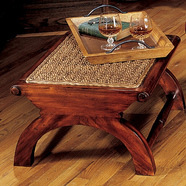 Plantation Ottoman By Design Toscano Today Only Sale