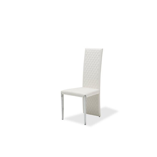 State St. Upholstered Dining Chair by Michael Amini