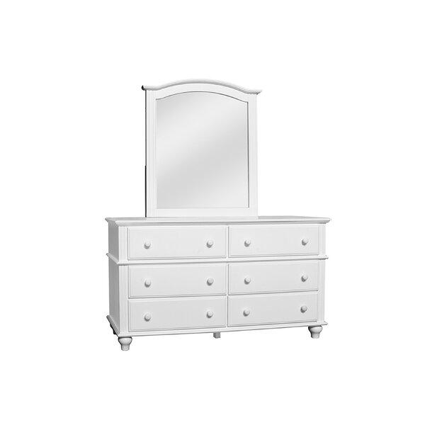 Eoin 6 Drawer Dresser by Alcott Hill