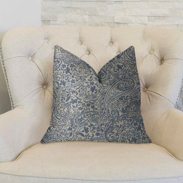Sainte Claire Luxury Throw Pillow by Canora Grey