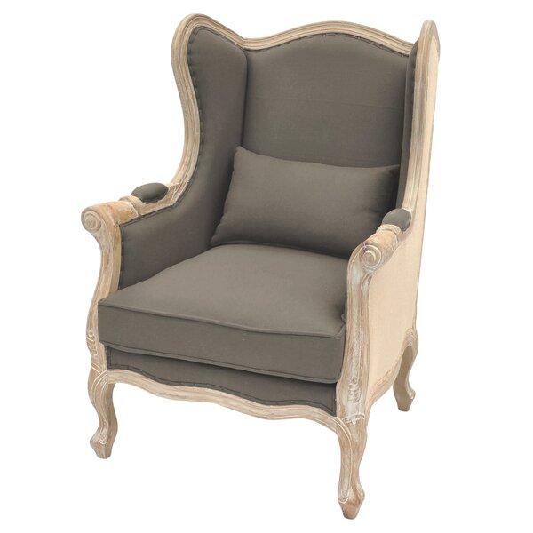 Addington Wingback Chair [One Allium Way]