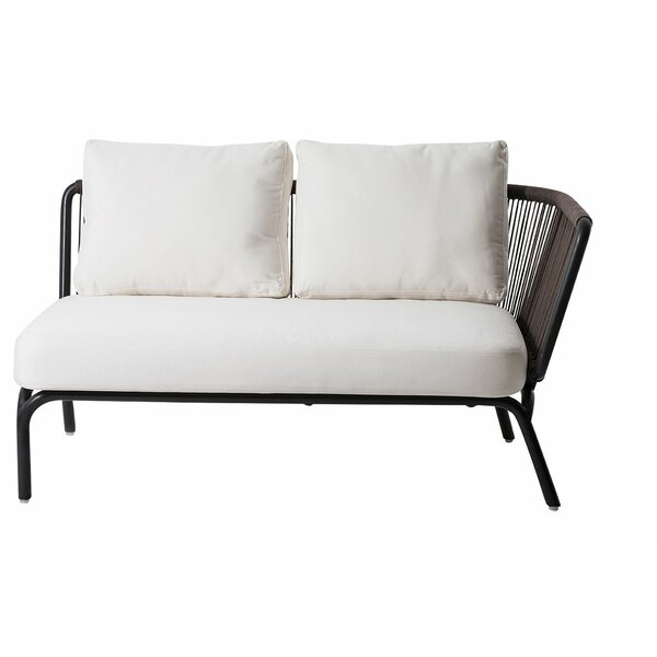 Yland Chaise Lounge with Cushion by OASIQ
