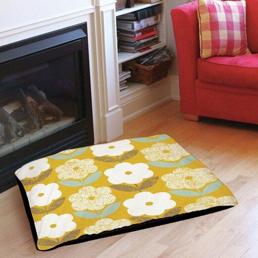 Jar of Sunshine Vintage Indoor/Outdoor Pet Bed by Manual Woodworkers & Weavers