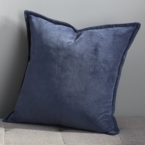 Samara Velvet Pillow Cover by Birch Lane™