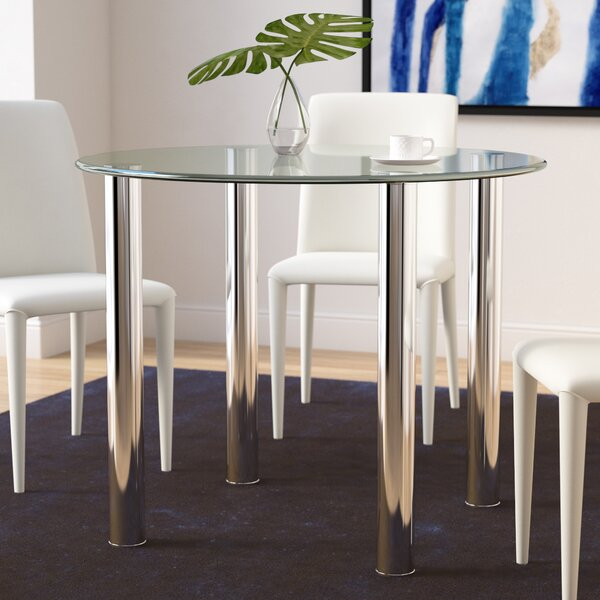 Rockaway Dining Table by Wade Logan Wade Logan