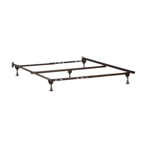Metal Bed Frame by Alwyn Home