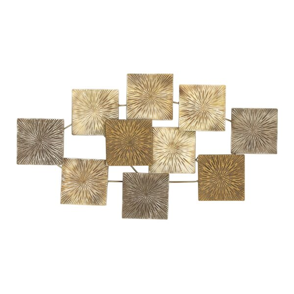 Metal Wall Décor by Cole & Grey