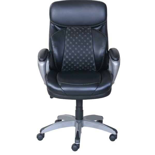 Acupressure Executive Chair by Serta at Home