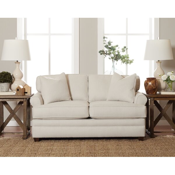 Best Reviews Of Gaynell Loveseat by Darby Home Co by Darby Home Co