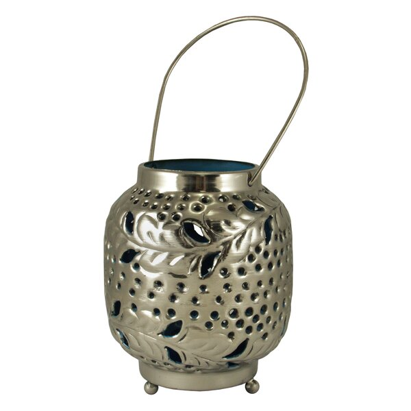 Tropicalia Metal Lantern by Northlight Seasonal