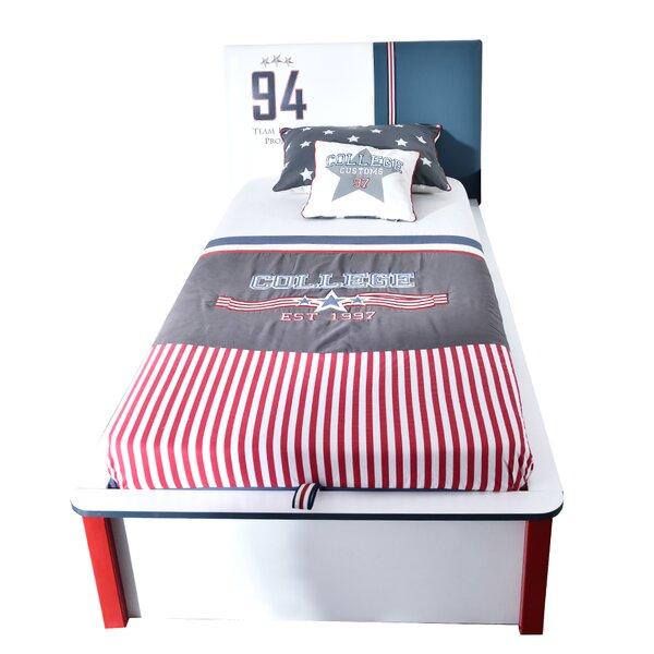 Leda Platform Bed with Storage by Zoomie Kids