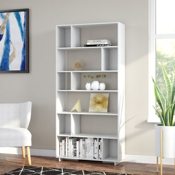 Tariq Cube Unit Bookcase by Wade Logan
