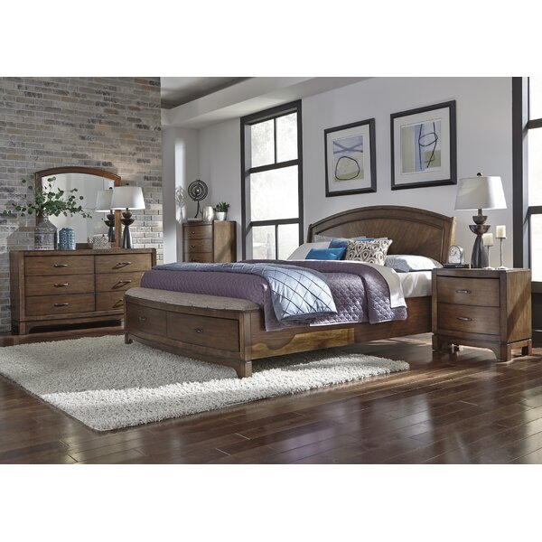 Aranson Platform Bed by Darby Home Co