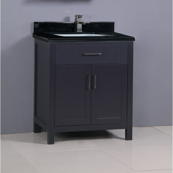 Flannery 24 Single Bathroom Vanity Set by Ebern Designs