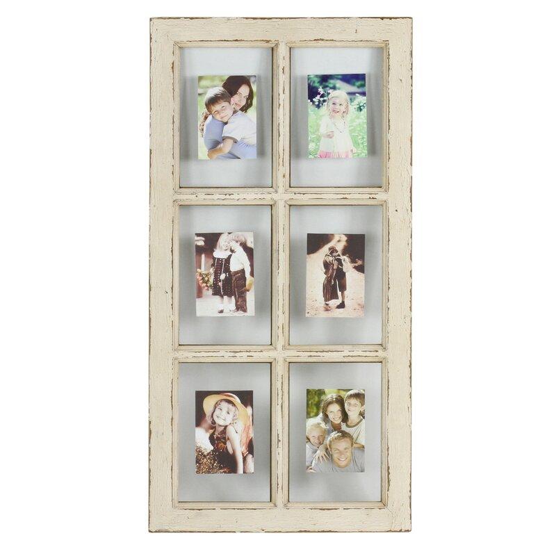 Pisano Window Pane Picture Frame & Reviews | Joss & Main