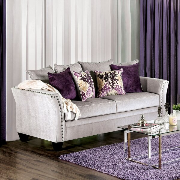 Jude Transitional Sofa by House of Hampton