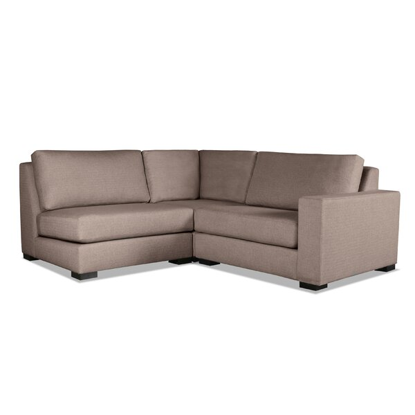 Brose Sectional by Brayden Studio