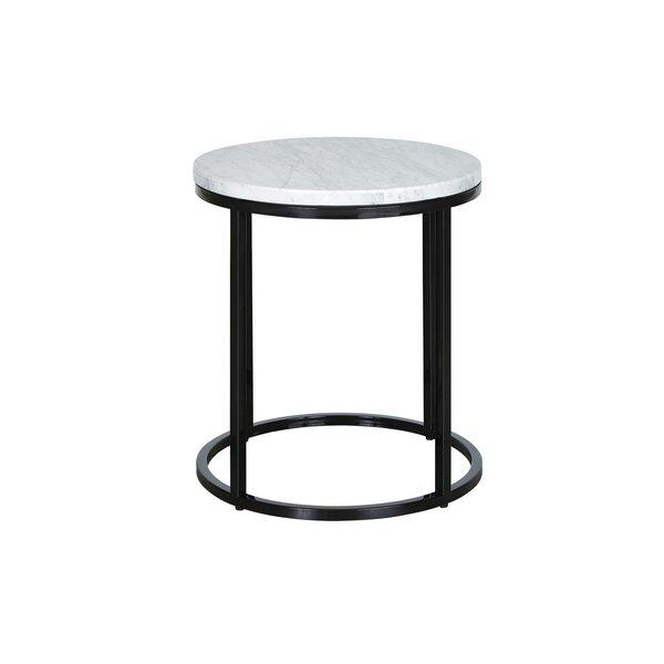 Louisa End Table by Brayden Studio