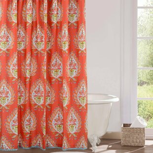 Kalani Cotton Shower Curtain