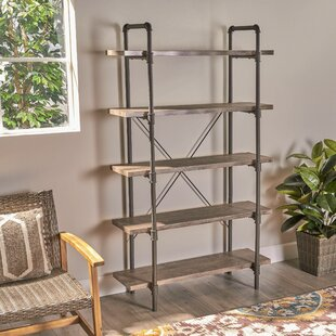 Mullenax Etagere Bookcase