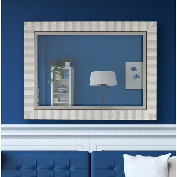 Parma Wall Mirror by Hitchcock Butterfield Company