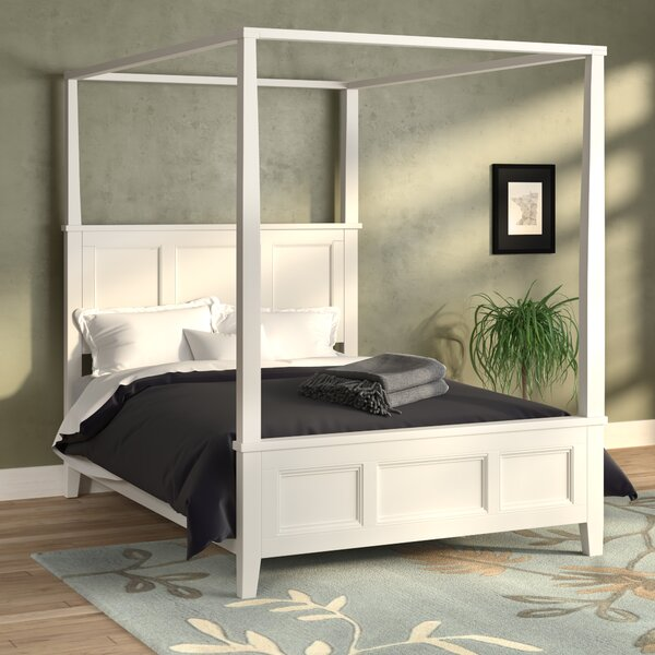 Barnard Canopy Bed by Birch Lane™ Heritage