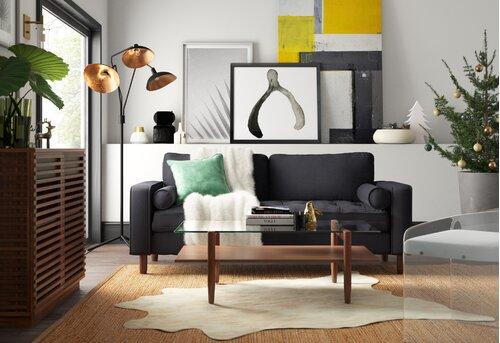 50 Black Modern Farmhouse Room Design Ideas Allmodern