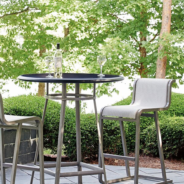 Del Mar  Bistro Table By Tommy Bahama Outdoor by Tommy Bahama Outdoor 2020 Coupon