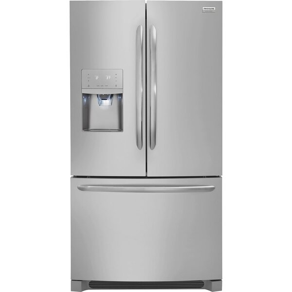 26.8 cu. ft. Energy Star French Door Refrigerator by Frigidaire