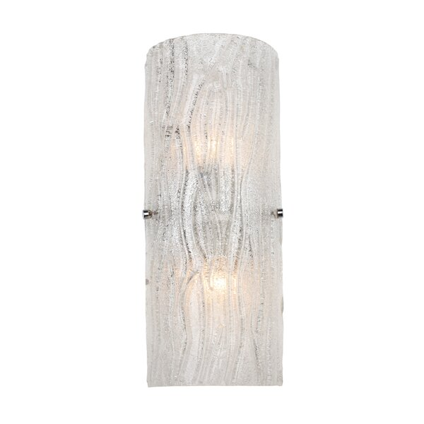 Chaz 2-Light LED Flush Mount by Ebern Designs