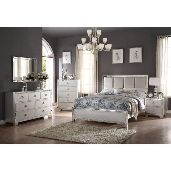 Isai Standard Configurable Bedroom Set by Rosdorf Park