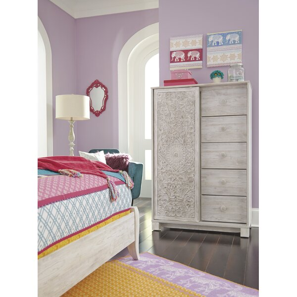 Copeland 5 Drawer Chest By Trule Teen by Trule Teen Design