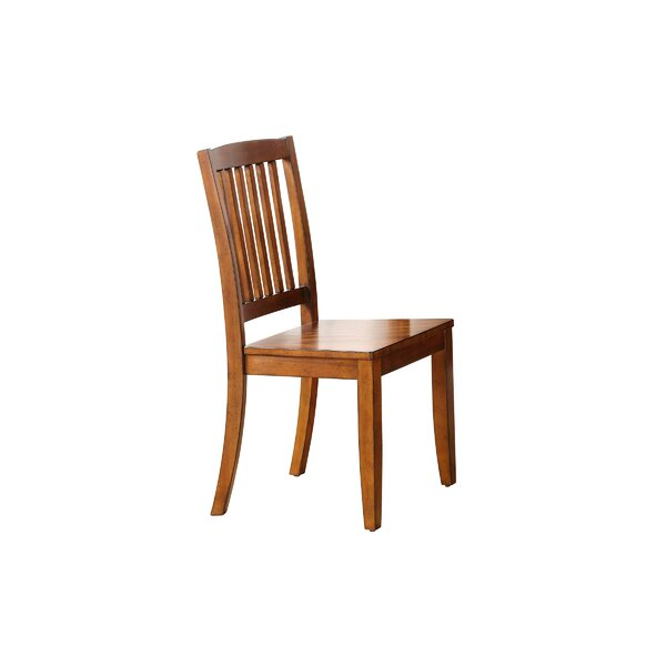 Stroupe Solid Wood Dining Chair by Darby Home Co