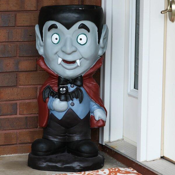 Halloween Ceramic Candy Bowls Pumpkin Frankenstein Owl Set of 3