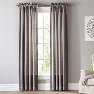 Girls Bedroom Curtain Panels   Wayfair