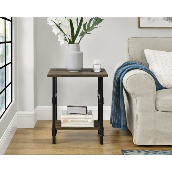 Dodd End Table by Williston Forge