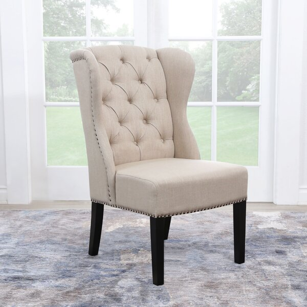 Klimas Ernestina Upholstered Dining Chair By Darby Home Co