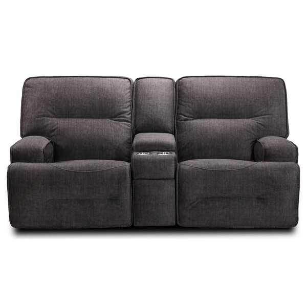 Striplin Reclining Loveseat by Ebern Designs