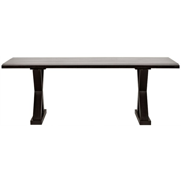 X Dining Table by Noir