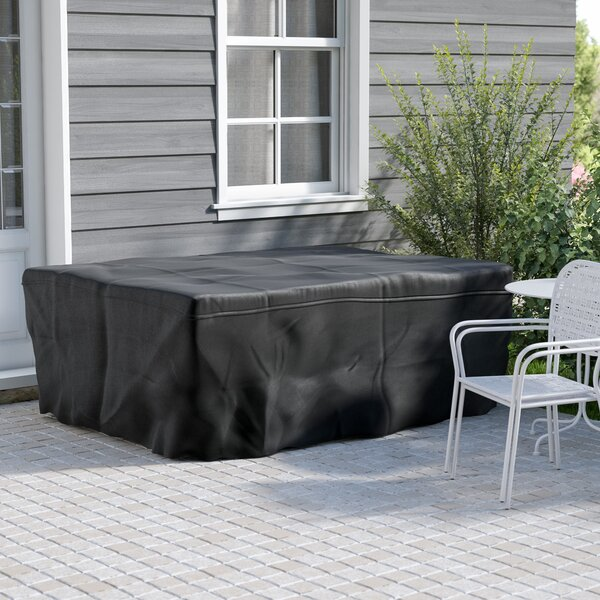 Waterproof Rectangular Patio Dining and Sofa Set Cover by Freeport Park