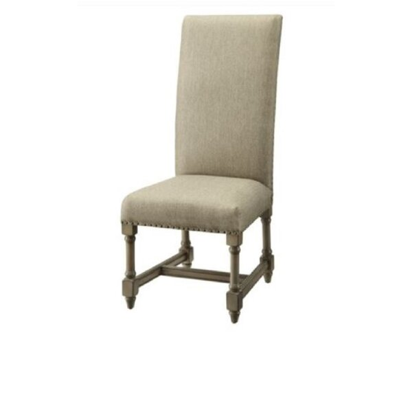 Sarina Upholstered Dining Chair (Set of 2) by One Allium Way