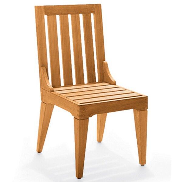 Caranas Folding Teak Patio Dining Chair by Teak Smith